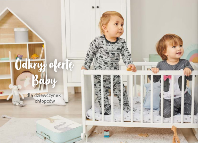 Moja pierwsza garderoba – Katalog Baby