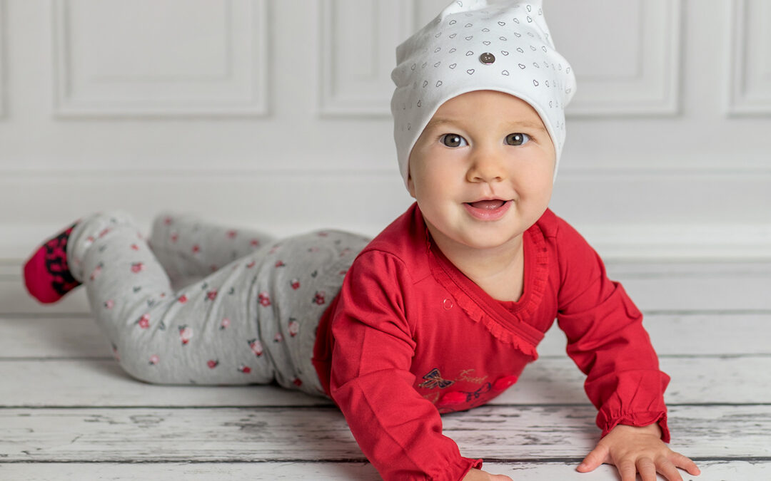 Rozwój niemowląt – co podarować dziecku w pierwszym roku życia?