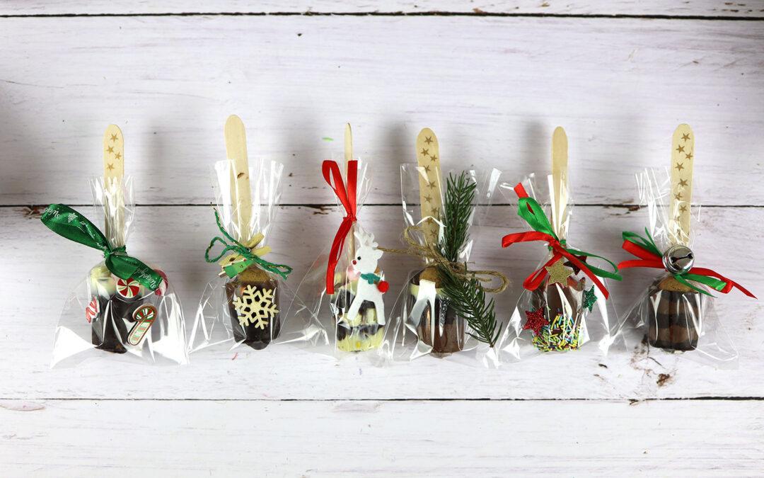 Świąteczne czekoladki dla najbliższych – Pomysł na prezent