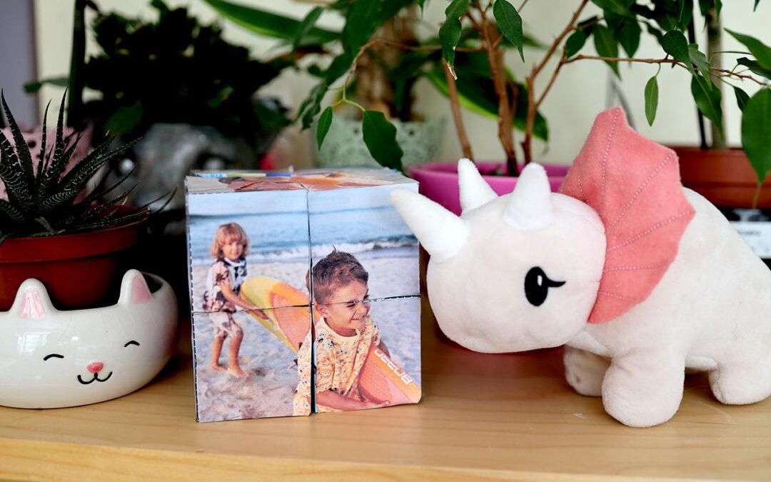 Magiczna kostka przyjaźni – proste DIY dla dzieci